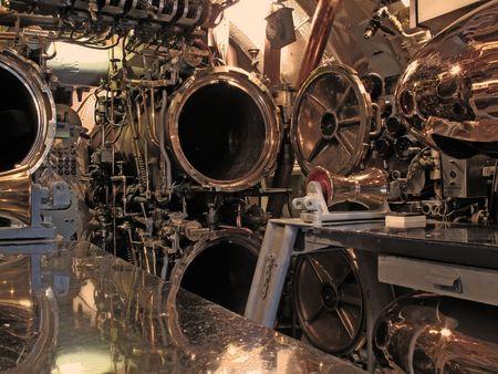 Submarine - WWII Stock Photo - 5591037