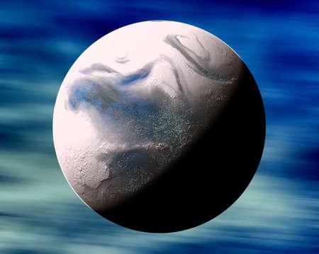 unreal unknown: Un immaginario, la fantasia pianeta (fantascienza)