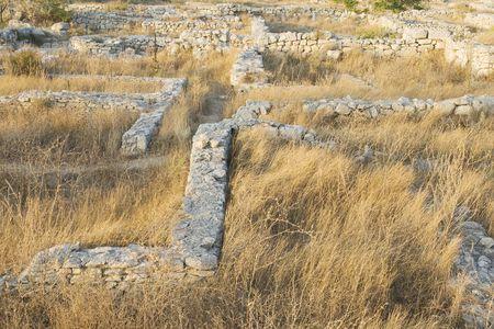 unveil: Chersonesos Taurica ruins, outdoor museum in Sevastopol, Ukraine