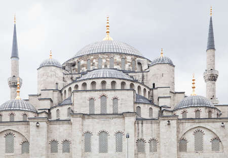Sultanahmet  Blue mosque  in Istanbul, Turkey