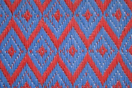 prayer rug: Close-up of a turkish ornamented  prayer rug