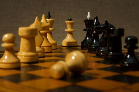 brings: Il gioco negli scacchi porta il piacere grande