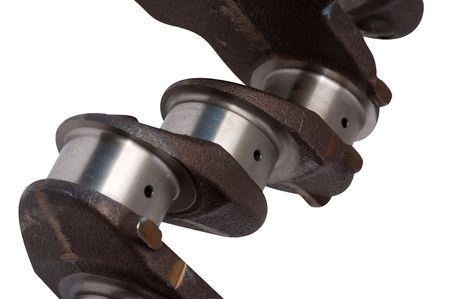 greasing: El dise�o de un cranked eje del motor influye en la capacidad, la din�mica y la rentabilidad del motor.