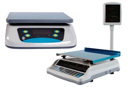 electronic balance: Balance, this necessary equipment at weighing the goods