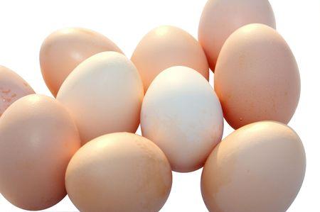 fertility emblem: eggs