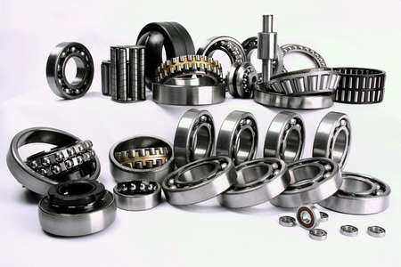 Bearings have the important role in modern manufacture Stock Photo - 2517435
