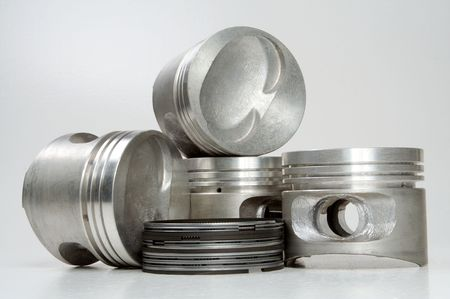 favourable: Sale of spare parts for the automobile it is favourable business Stock Photo