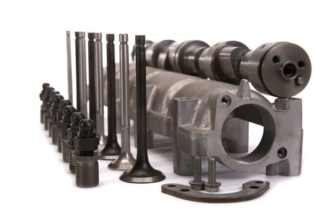 camshaft: New details for repair of the engine. Cam-shaft of the engine in gathering .