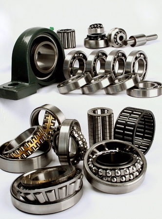 Bearings have the important role in modern manufacture photo