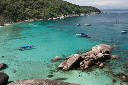 warm climate: Beautiful beaches of Thailand, warm climate, it is worth it to go back!