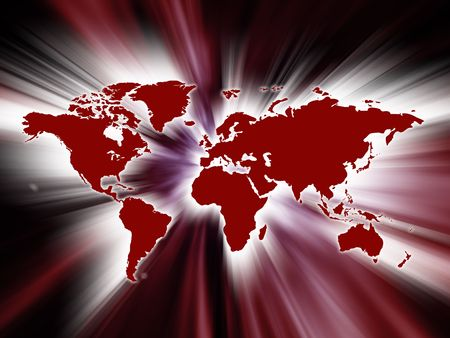 Un mapa revelado del mundo