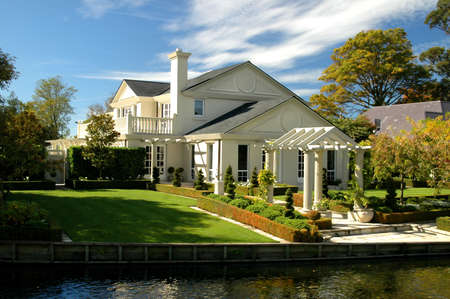 Luxury House Near Water