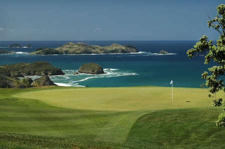 Golf Link Green