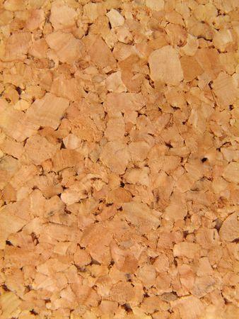 Cork clipboard