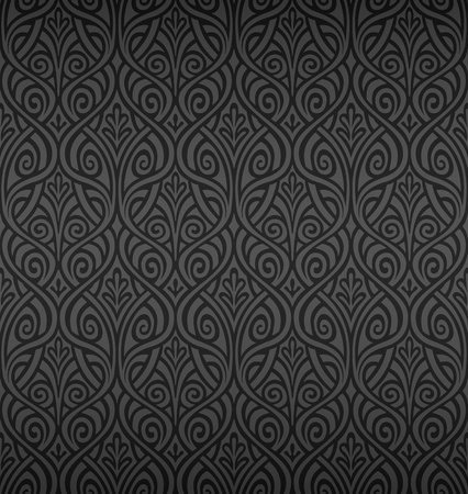 Seamless Ornamental Wallpaper  Stock Vector - 11028738