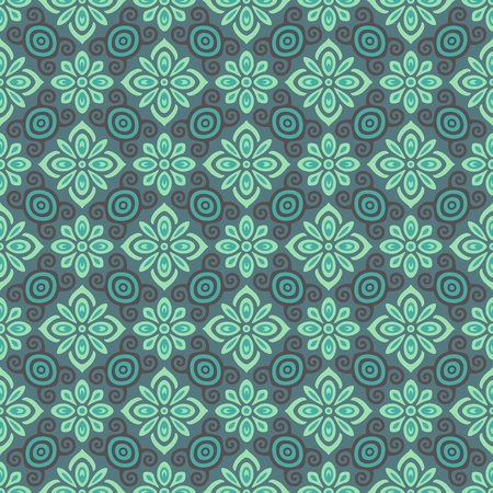 Seamless Ornamental pattern  Illustration