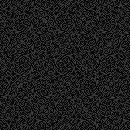 tileable: Seamless ornamental pattern  Illustration