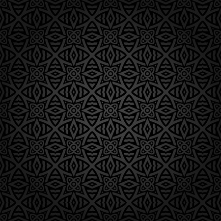 Seamless Keltic Pattern Vector