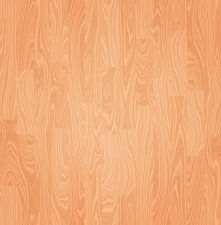 Seamless hardwood Illustration