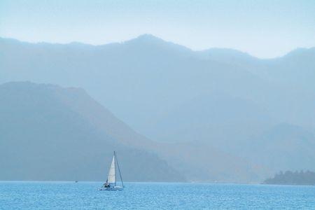 Summer, sea, heat, Turkey... photo