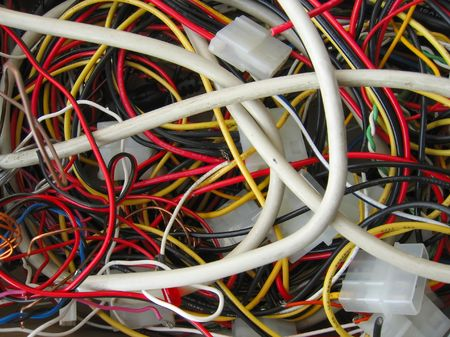 chaotic: Chaotic wires