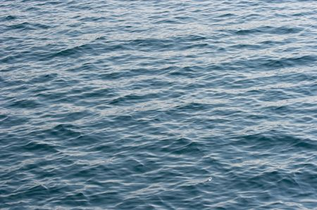 Wavy water surface of the sea Stock Photo - 908968