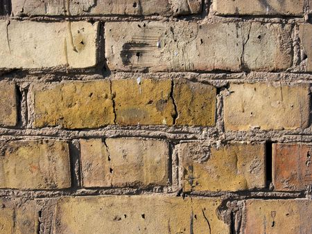 brick wall detailed texture closeup photo