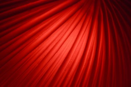 Deep red background decoration with curved lines Stock Photo
