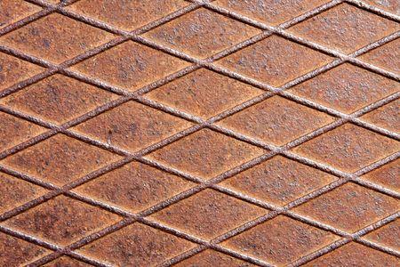 Rusty metal pattern Stock Photo - 4407847