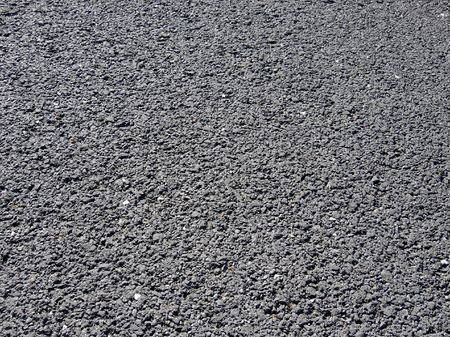 tilted view: Rough asphalt texture, perspective tilted view