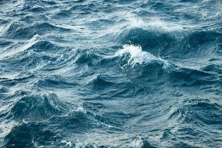 ozean: Wellen der st?rmischen See