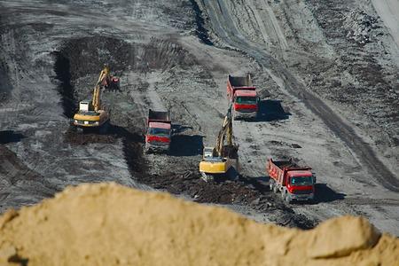 carbone: Apri pit mineraria di carbone