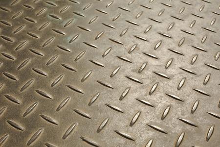 bumpy: Bumpy metal pattern at angle