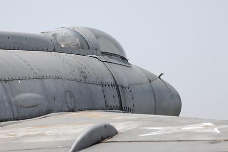 avion chasse: Old jet d�tail avion de chasse