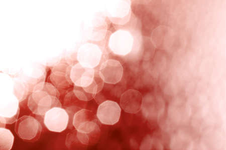 out of focus: Red abstract background of defocused highlights Stock Photo