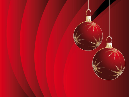 Christmas decorations as symbol of Christmas time