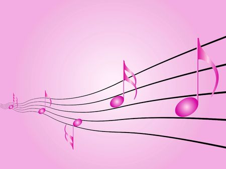 Music symbols, signs and notes to represent musical world Stock Photo - 6109621