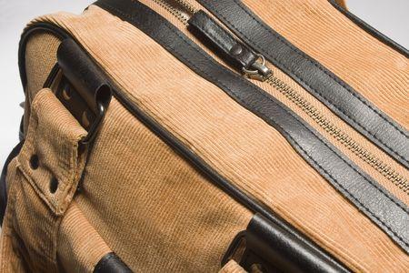 backstitch: gripsack Stock Photo