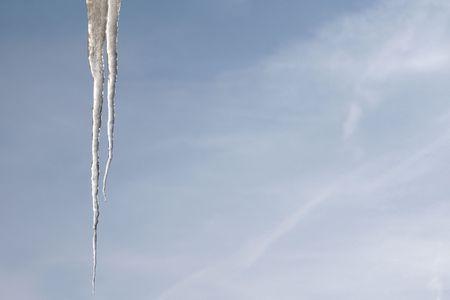 sopel lodu: Icicle