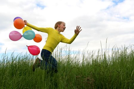 gleeful: Freedom