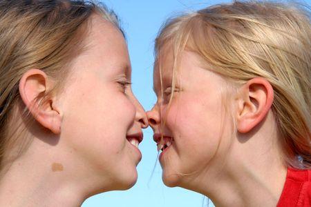 Sisterly love photo