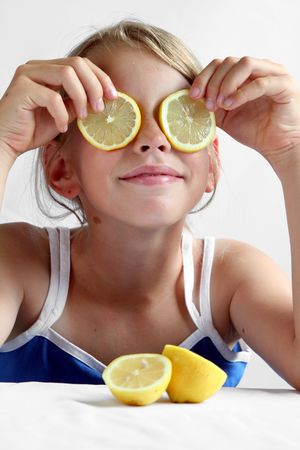 Lemon Stock Photo - 618677