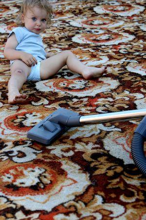 lening carpet photo