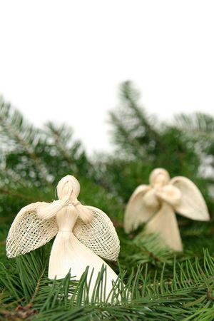 greenness: Christnmas angels