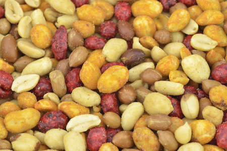 energy mix: Mixed salted and roasted peanuts