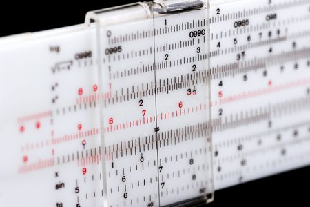 coefficient: The slide rule for many years was a basic computational tool , later bore down him electronic calculators