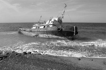 musandam: Shipwreck