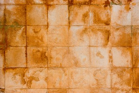 filthy: Great abstract background made with an old wall Stock Photo