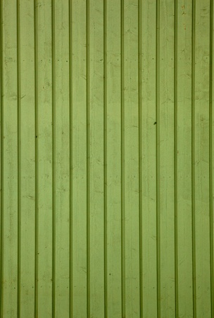 Background picture made of colored wood boards photo