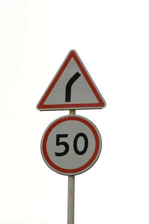 windings: Traffic sign